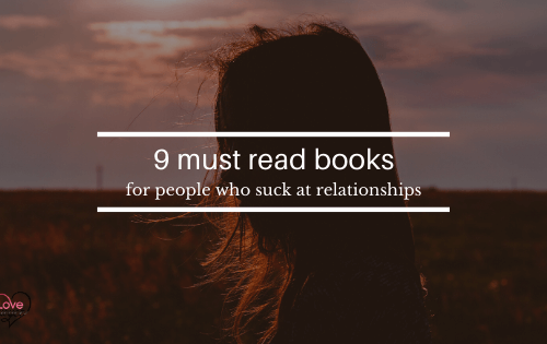 Books for people who hate dating
