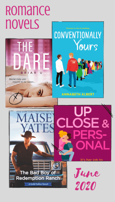 Most Anticipated Romance Novels of June 2020