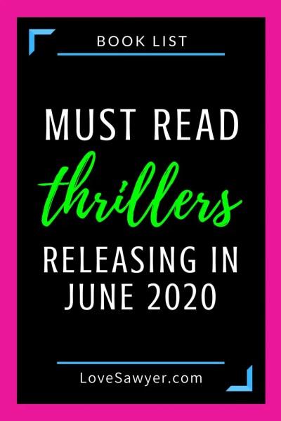 Thrillers releasing in June 2020