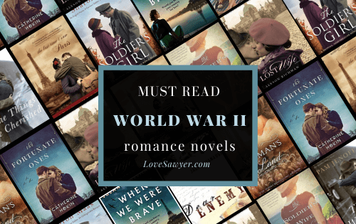 Must Read Romance Novels set in World War II