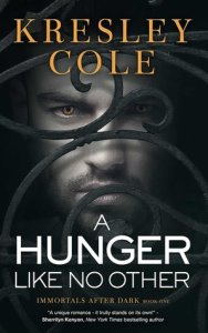 must read halloween romance: A hunger like no other by kresley cole