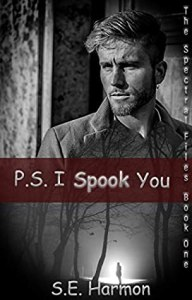 Halloween romance book list P.S. I Spook You by S. E. Harmon