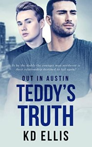 January 2021 gay romance Teddy's Truth by KD Ellis