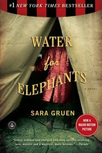 Amazing snow day reads Water for Elephants by Sara Gruen