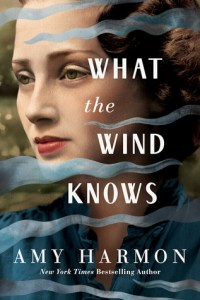 Books everyone should read on their next snow day What the Wind Knows by Amy Harmon