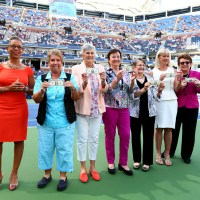 Tennis Legend Rosie Casals 12x Grand Slam Champion Tennis Hall of Famer reveals her greatest wins and losses