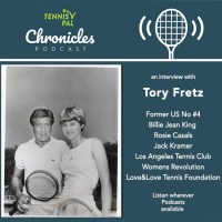 Former US #4 Tory Fretz interview recalls Billie Jean King Rosie Casals LA Tennis Club Jack Kramer and the Womens Revolution in Tennis