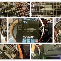 Ashaway MonoGut ZX Tennis String Review