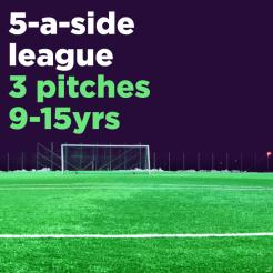 5 a side football