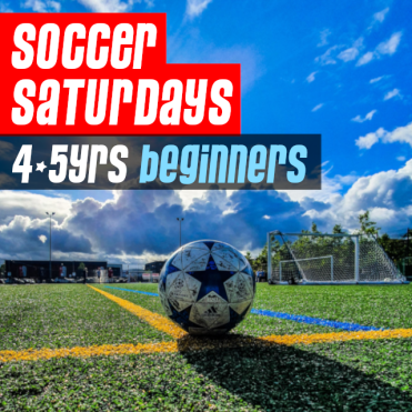Soccer Saturdays 4-5yrs