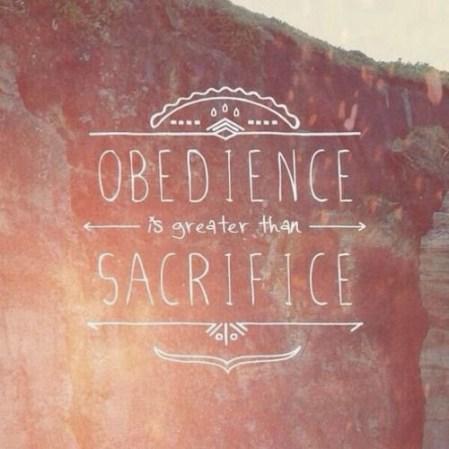 obeysacrifice