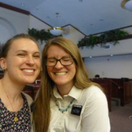 Sister Conference!!