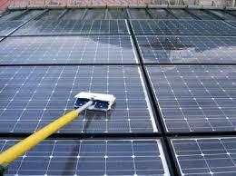 paneruseisou12547 - 太陽光パネルを清掃したら発電量アップしますよ