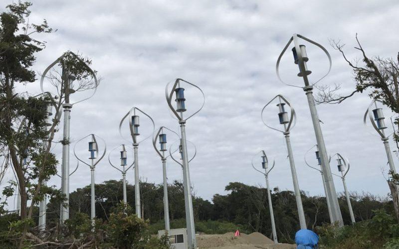 20170730 064239110 iOS - 【小型風力発電所の動画公開】水平軸型と垂直軸型の2種類の風車を比較しよう!