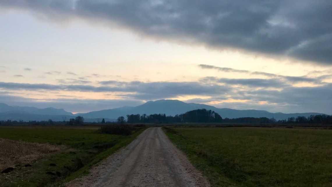 Гора Крим Словения