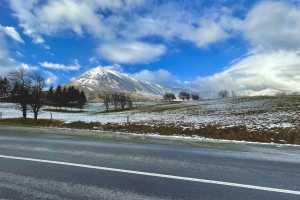 Гора Нанос Словения