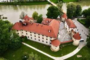 Замок Оточец Словения