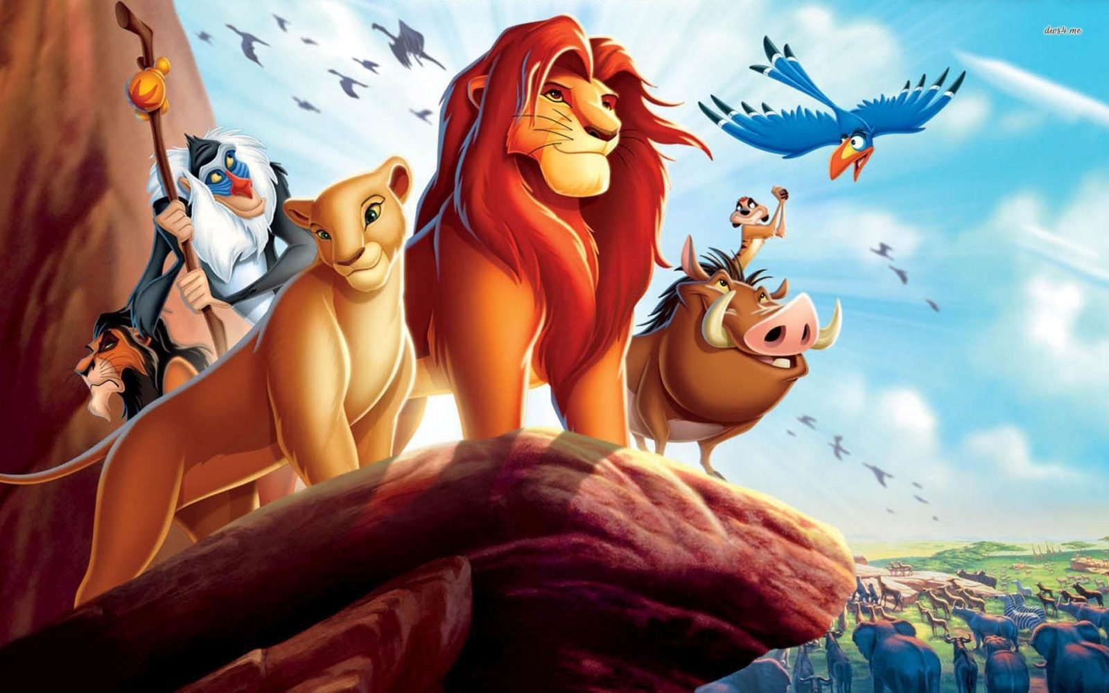 The Lion King- Most 90's Kid's Childhood Love