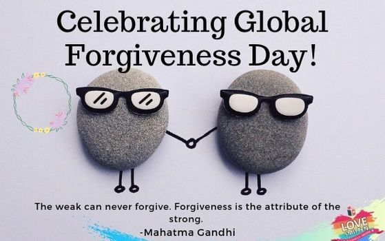 global forgiveness day 2019