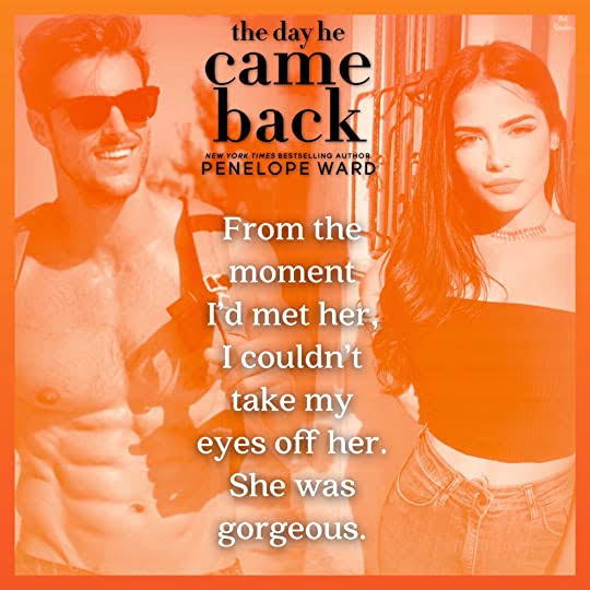 The day he came back- Gavin and Raven