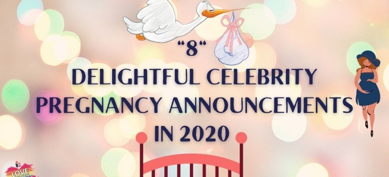 Celebrity pregnancy Announcement