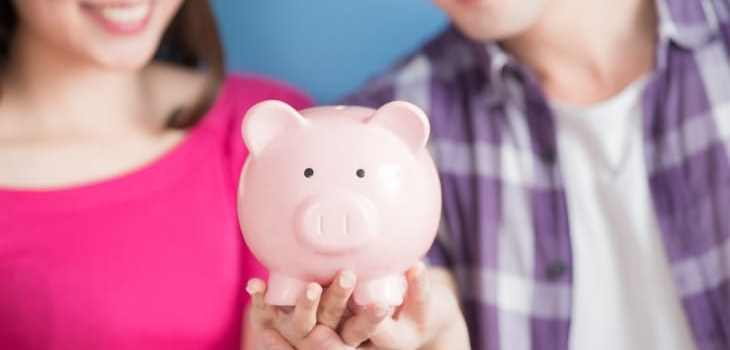 how should married couples split finances?