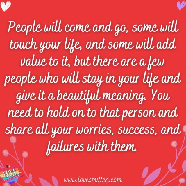 value in relationship quotes