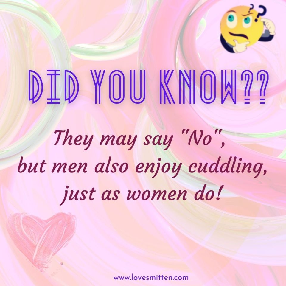 psychological love facts