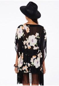 Kimono Flores de MissGuided