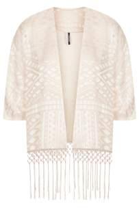 Kimono Flecos de Topshop