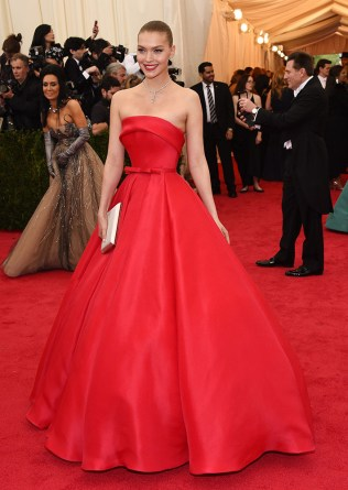Arizona Muse de Zac Posen