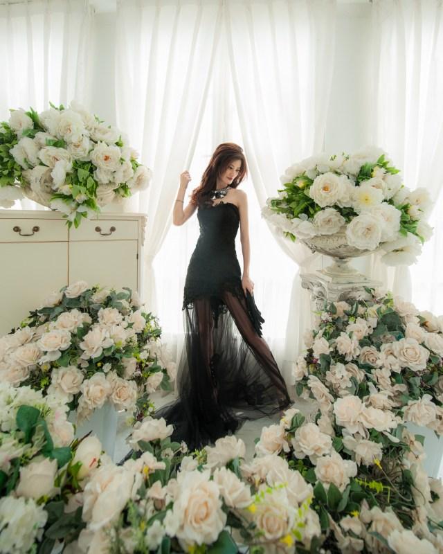 新娘造型-婚紗攝影
