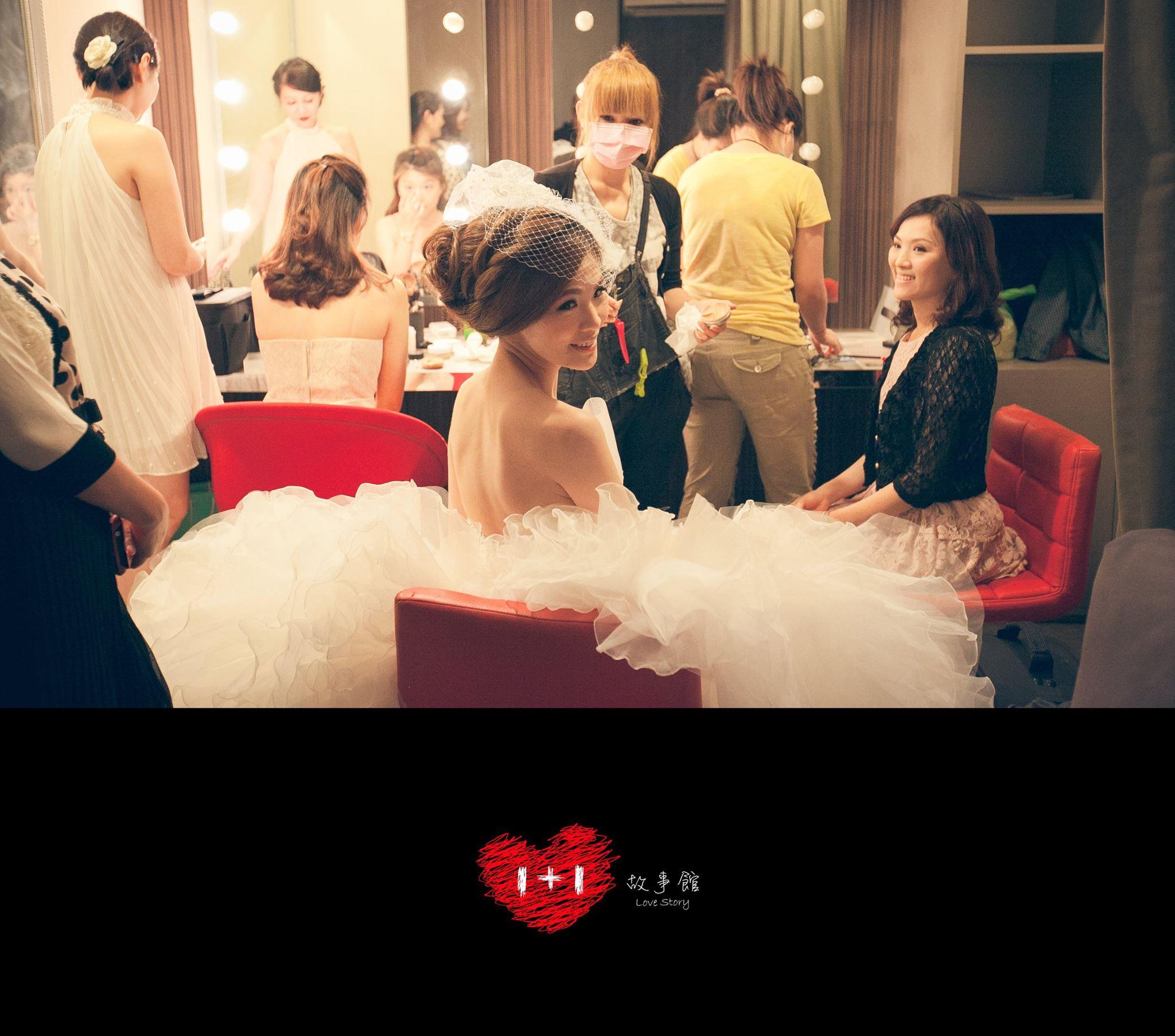 新秘推薦,新娘造型設計,新娘妝髮推薦