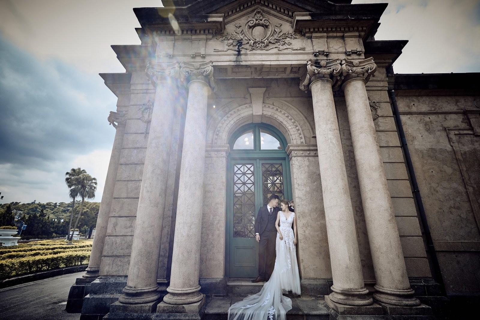海外婚紗,旅拍婚紗,婚紗照風格,自助婚紗