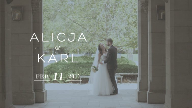 Alicja & karl Vimeo Cover