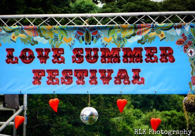Love Summer 2017 - Entrance