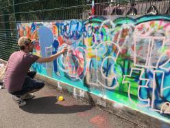 Love Summer Festivals - Workshops - Graffiti 5