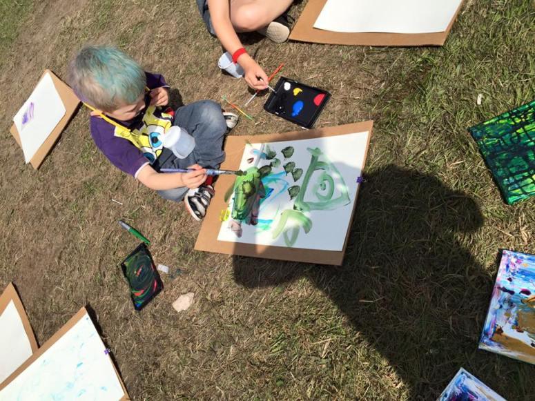 Love Summer Festival - Workshops - Art 22