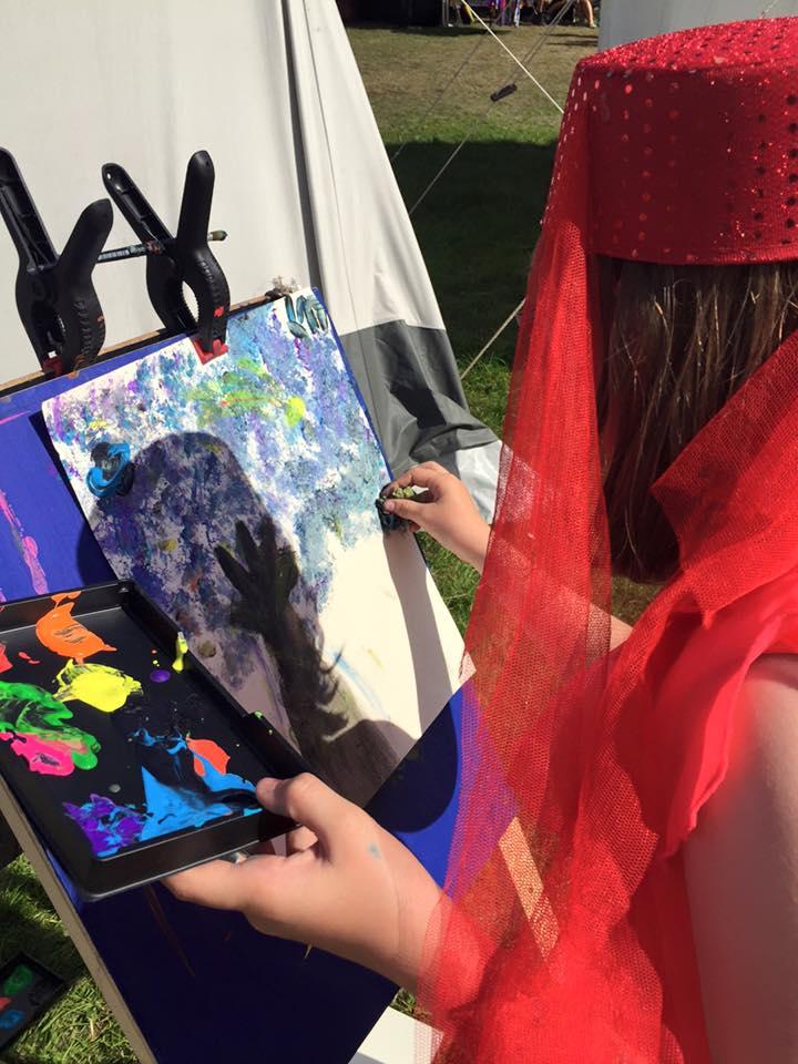 Love Summer Festival - Workshops - Art 31