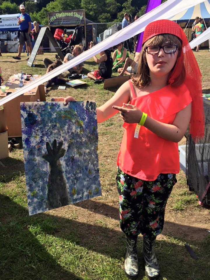 Love Summer Festival - Workshops - Art 32