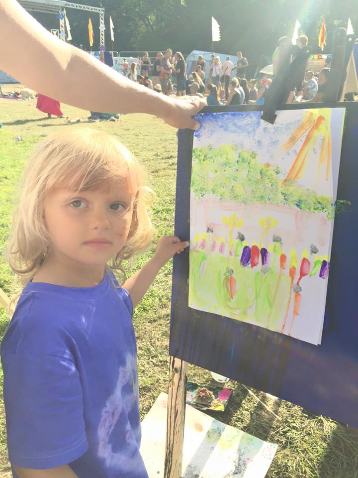 Love Summer Festival - Workshops - Art 40