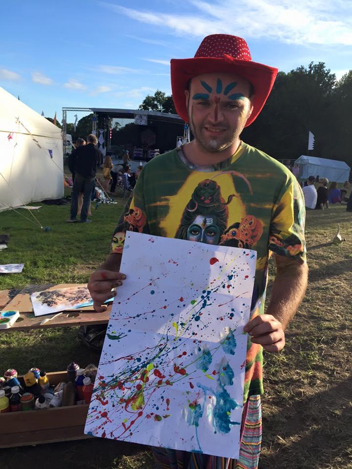 Love Summer Festival - Workshops - Art 41