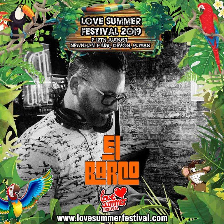 Love Summer Festival | El Barco