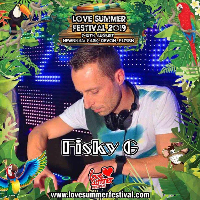 Love summer Festival | Fisky G
