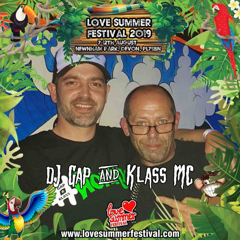 Love Summer Festival | Creature Craig | House Music | Festival | Devon