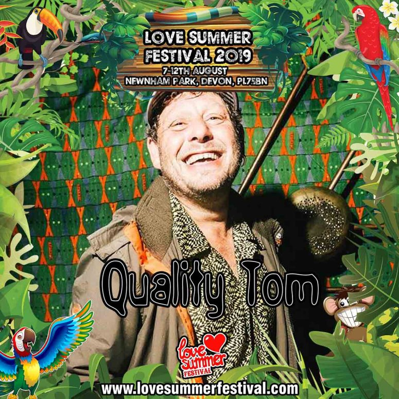 Love Summer Festival | Quality Tom square