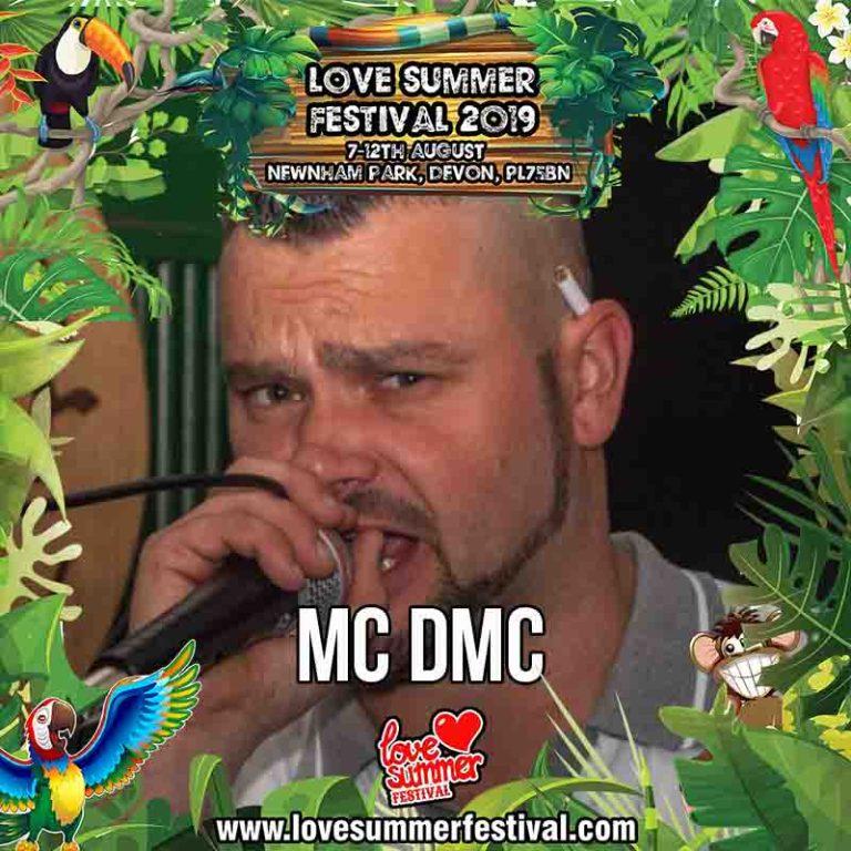 Love Summer Festival | MC DMC