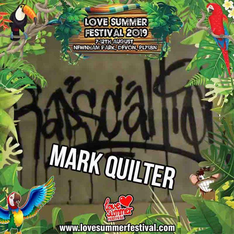 Love Summer Festival | Mark Quilter