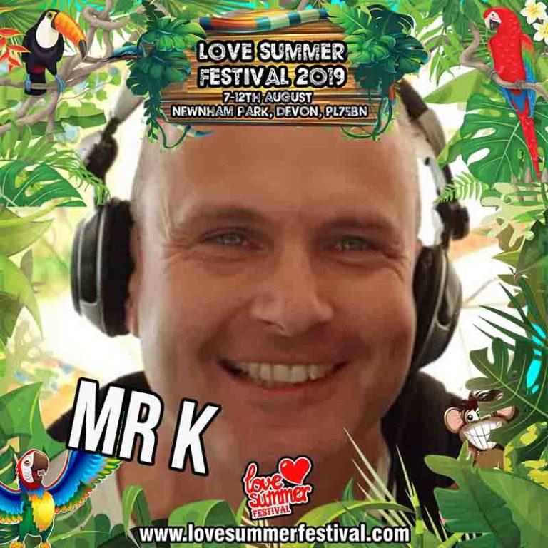 Love Summer Festival | Mr K
