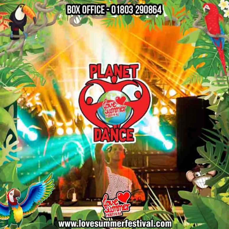 Planet Dance Click Tile